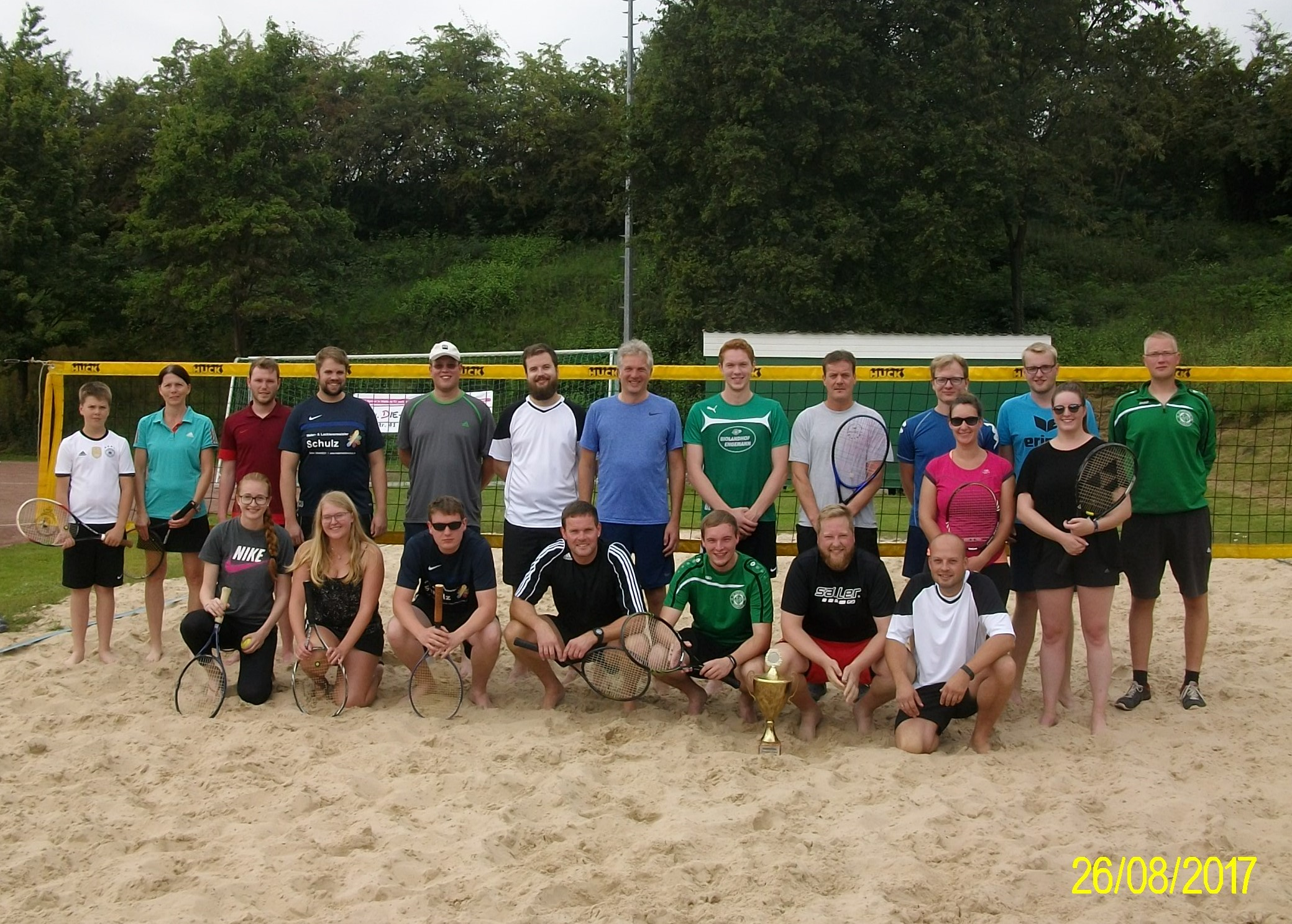 TN Beachtennisturnier2017