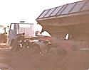 1977 - Bau des ersten Tennisplatzes