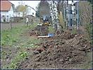 2002 - Bau der Bewässerungsanlage